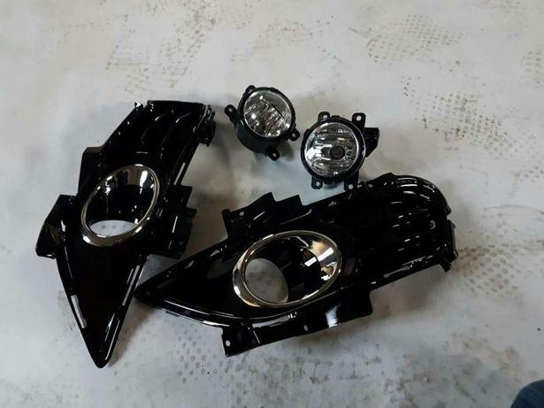 Туманкі Ford fusion mk5 USA 2014р