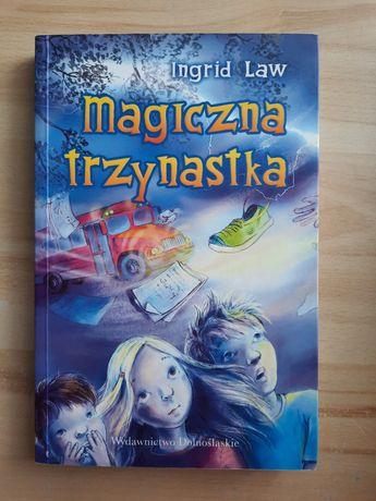 """książka """"Magiczna trzynastka"""""""