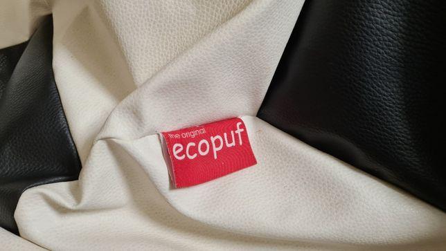 Piłka Ecopuf (średnia, stan bdb, oryginał)