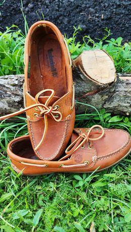 Макасины топсайдеры туфли Timberland супер состояние