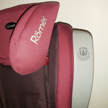 Автокресло Britax Romer (Römer) 15-36 кг isofix