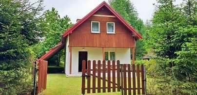 Dom letniskowy na Mazurach Grabowo koło Mrągowa