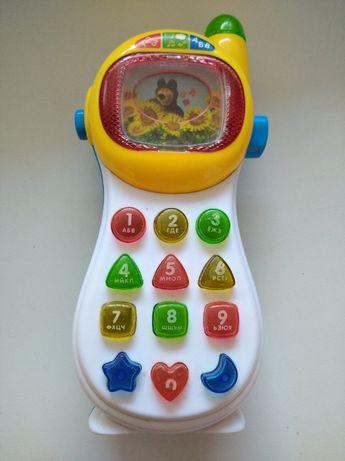 Телефончик интерактивный