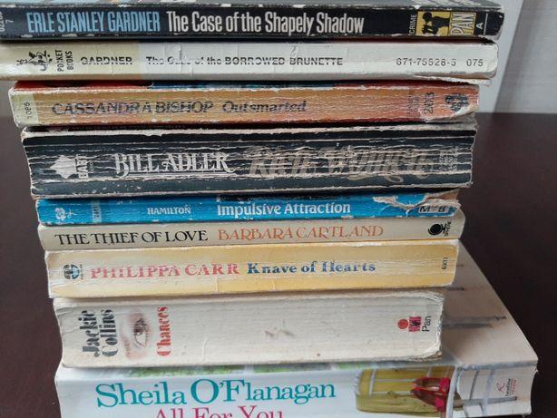 Livros em Ingles