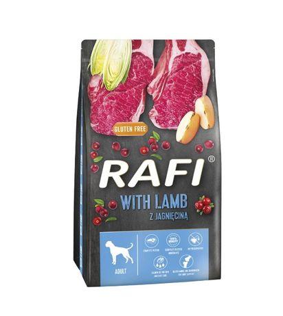 RAFI Karma dla psa 10kg - 1 szt - Jagnięcina
