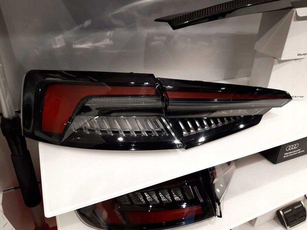 Фонари задние Audi A4 B9 A5 Allroad S4 S5 Blackline динамические Фары