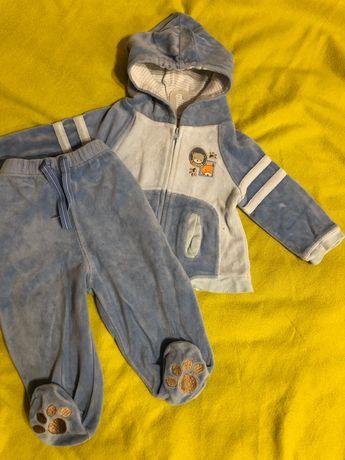 Спортивний костюм на хлопчика 3-6 міс