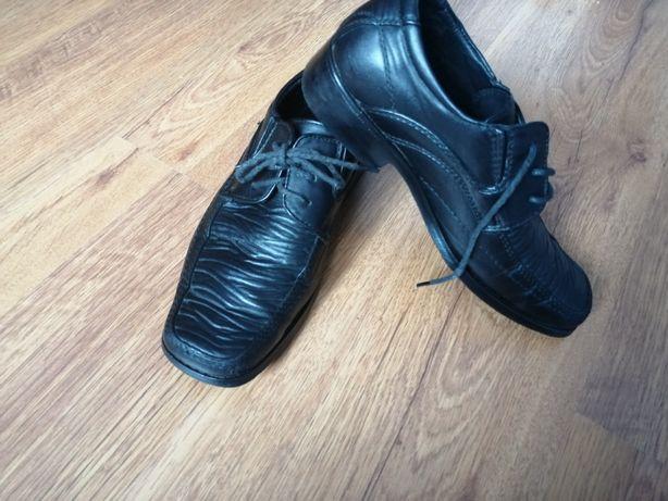 Buty  chłopięce wizytowe roz 34