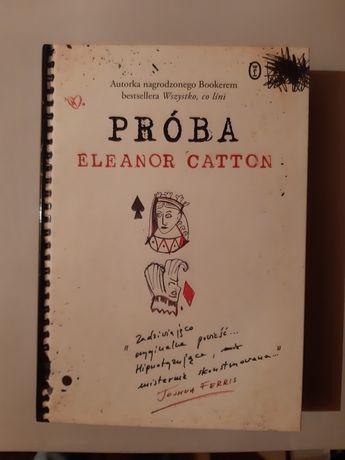 Nowa książka Próba Eleanor Catton