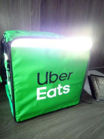 Термо сумка Uber eats Термосумка Убер НОВАЯ!