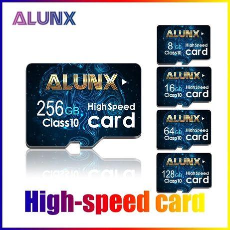 Cartão de memória de 256gb micro sd novo com portes incluídos