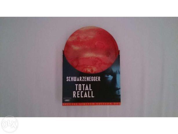 Desafio total - edição coleccionador limitada lata dvd