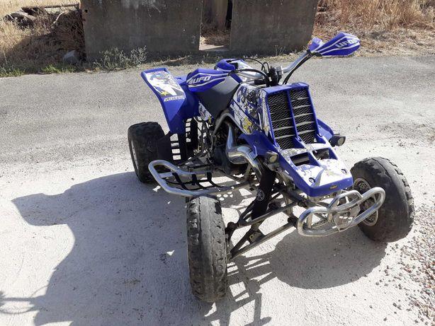 Yamaha banshee c/doc