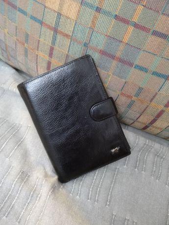 Портмане, кошелек мужской, кожа, подарок
