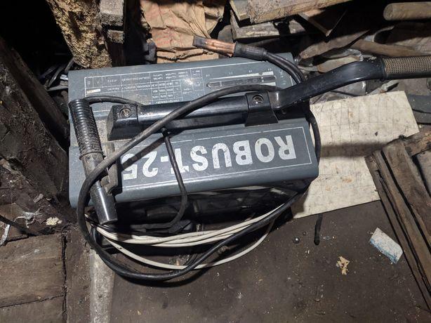 Сварочный аппарат ROBUST 250