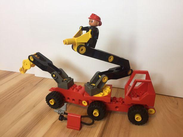 Lego Duplo Toolo Straż Pożarna Unikat