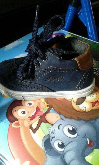 Кроссовки ботиночки демисезонные