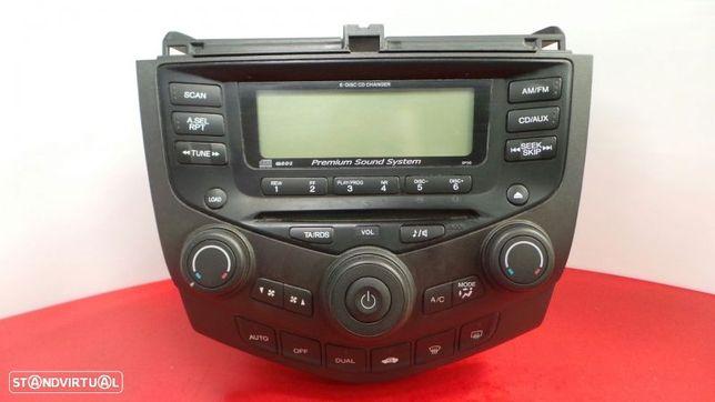 Auto-Rádio (Cd) Honda Accord Vii (Cl, Cn)