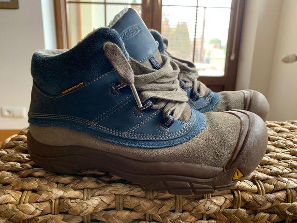 Buty trekkingowe dziecięce Keen 37
