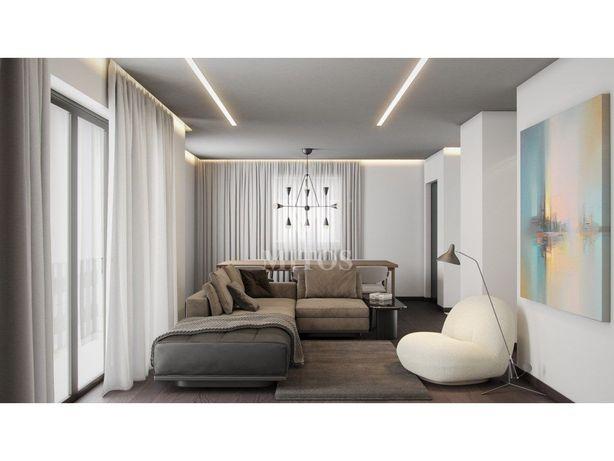 Apartamento T2 novo duplex - Monserrate
