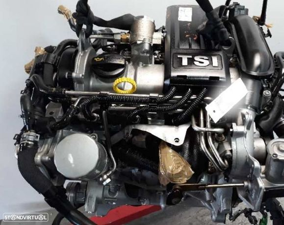 Motor Seat Ibiza Leon Toledo Skoda Fabia 1.2Tsi 105Cv Ref.CBZA CBZB