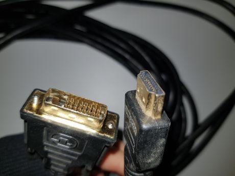 kabel HDMI-DVI 10m