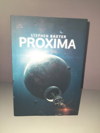 "Stephen Baxter ,,Proxima"""