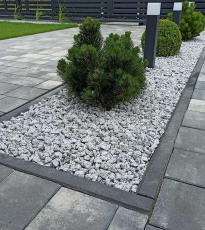 Grys Granitowy Dalmatyńczyk 16-22 mm kamień dekoracyjny