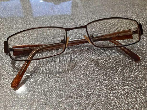 Oprawki okularowe do szkieł korekcyjnych Savage SA4745 brown