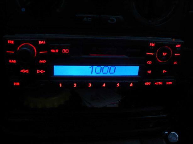 radio gamma vw zmieniarka yatour