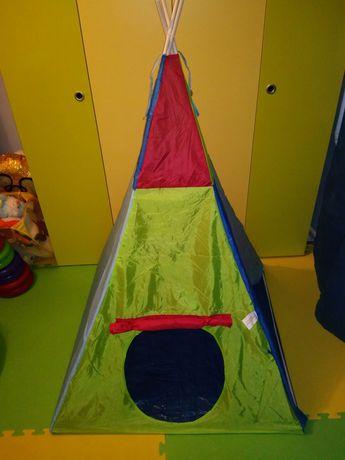 Детская палатка Домик Вигвам Дитячий намет Вігвам