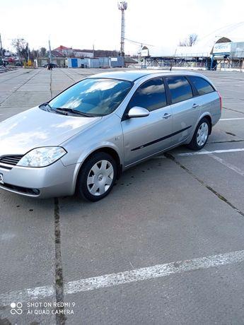Обмен Nissan Primera