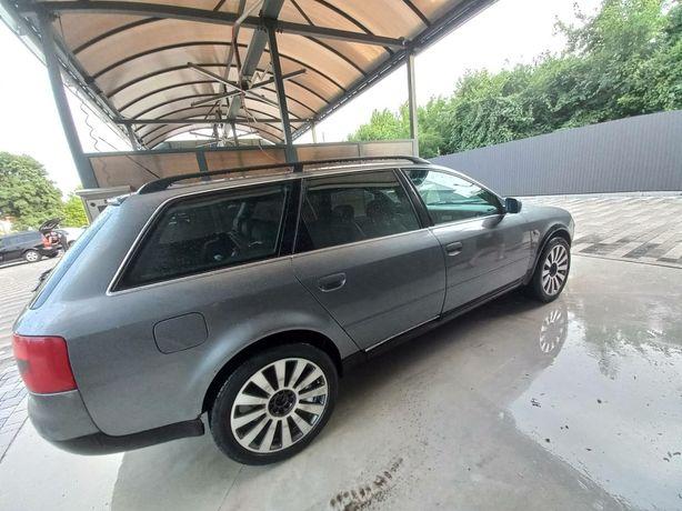 Audi A6 C5 1.8 turbo продам або (обмін з моєю доплатою)