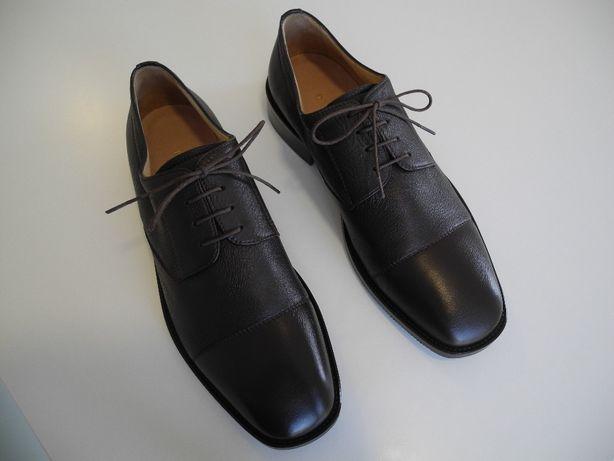 Sapatos de luxo para homem