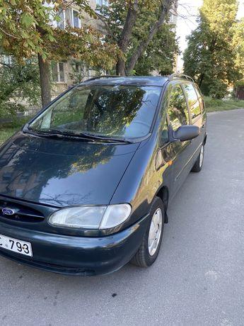 Ford Galaxy 1997 года