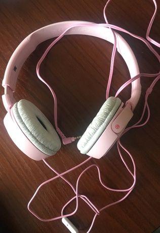 Słuchawki nauszne SONY stan idealny