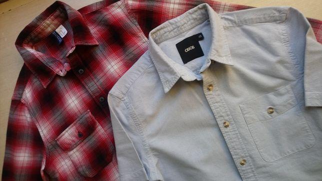 Рубашки H&M, Asos на подростка XS