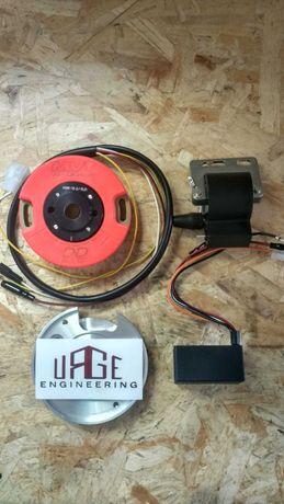 Rotor MVT digital direct para Yamaha DT 50 LCDE com luz e avanço