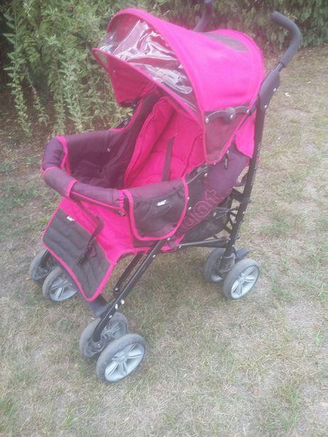 Wózek dzieciecy pArasolka