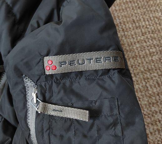 PEUTEREY пуховик куртка оригинал S