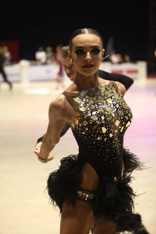 Платье для бальных танцев латина СРОЧНО, ЦЕНА СУЩЕСТВЕННО СНИЖЕНА