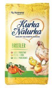 Pasza Kurka Naturka BROJLER 3 25kg