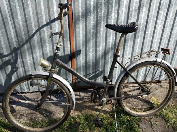 Stary rower do odświeżenia