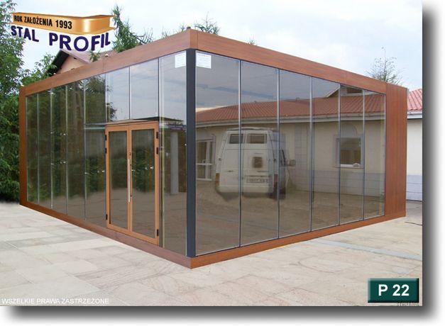 p22 pawilon handlowy kontener biurowy modulowy gastronomiczny dom