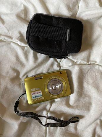 Nikon coolpix s3300 aparat cyfrowy uszkodzony