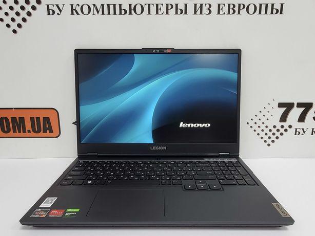 Игровой ноутбук Lenovo, 120Hz, Ryzen 7, 1660Ti, 16GB DDR4, 512GB SSD