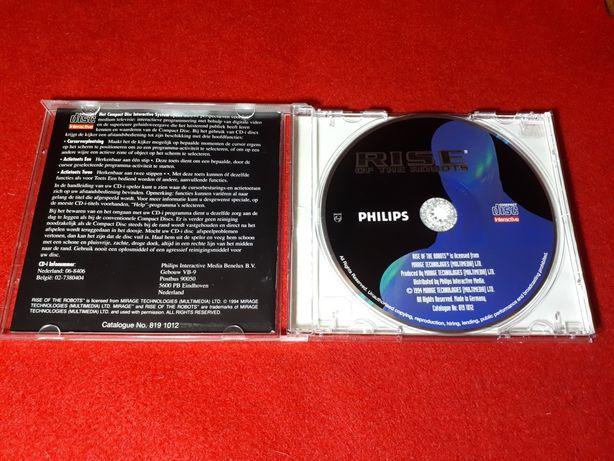 Gra Philips CD-I Rise of the Robots super stan Białołęka