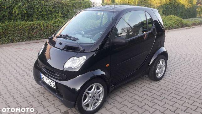 Smart Fortwo 97 Tyś/ Km , Benzyna , Automat , Czarny , Stan