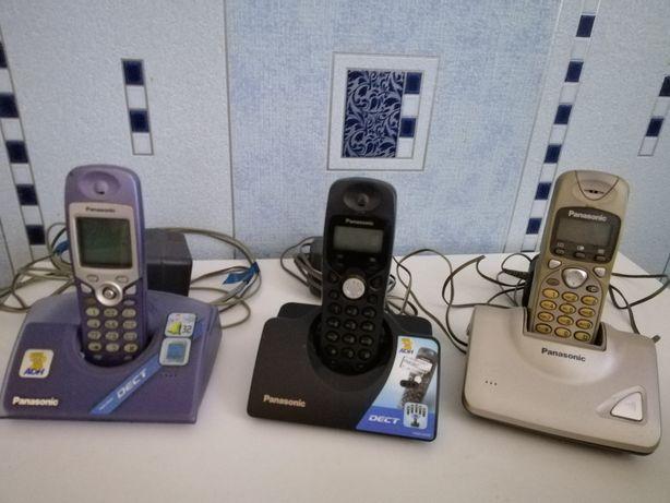 Радиотелефоны цена за один, лотом дешевле
