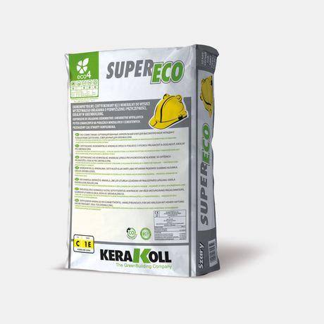 Kerakoll SUPERECO 25 KG, zbiorniki betonowe, transport hds
